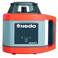 Nedo Sirius 1H Horizontal Rotating Laser - Rechargeable (Product no 471933)
