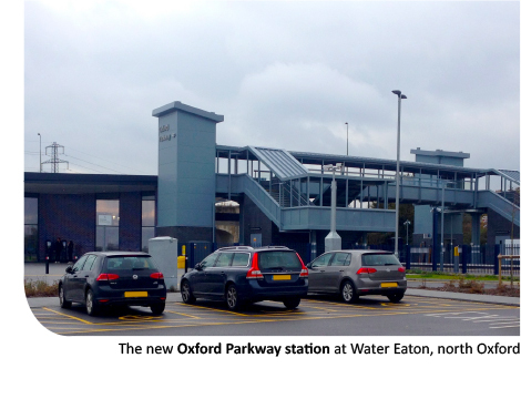 New Passenger Rail Link between Oxford and Marylebone, Chiltern Railways